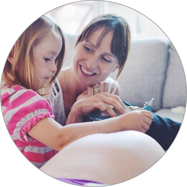 Fostering a sense of empowerment through midwife care in santa cruz, california